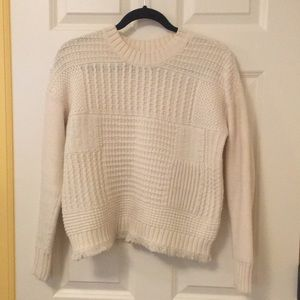 Madewell Stitchmix Sweater